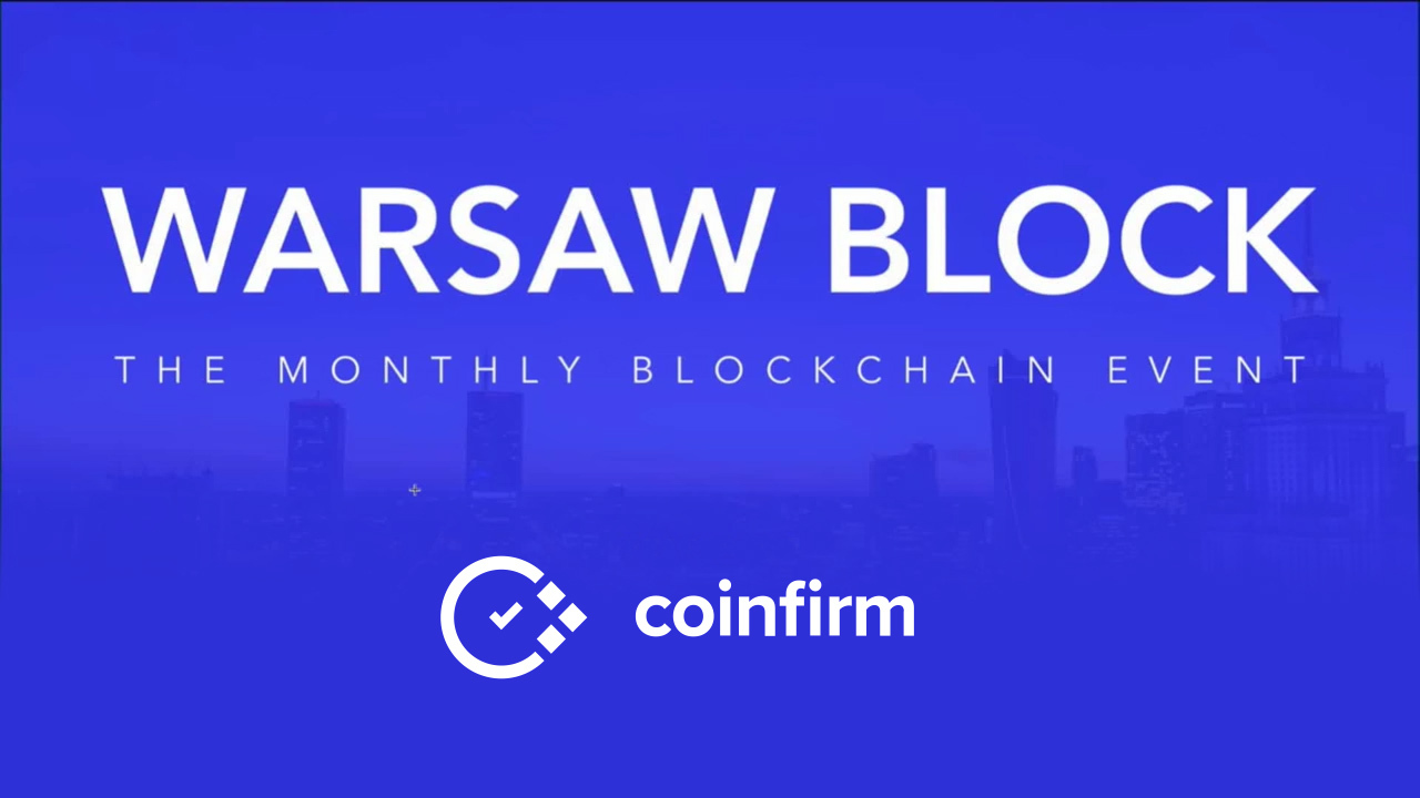 Warsaw Block: The Monthly Blockchain Event
