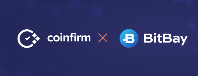 bitbay coinfirm crypto cryptocurrency blockchain technology DLT