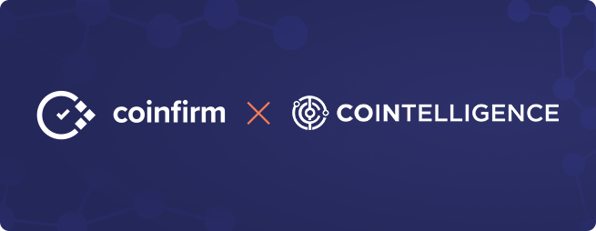 cointelligence coinfirm blockchain investigations