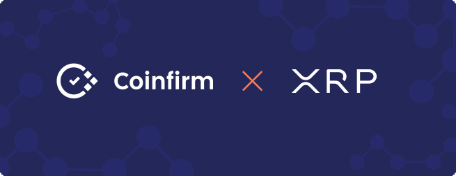 Coinfirm integrates XRP