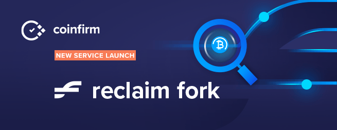 Reclaim Fork Coinfirm Crypto Cryptocurrency Bitcoin Cash Satoshi Vision Forked Protocol