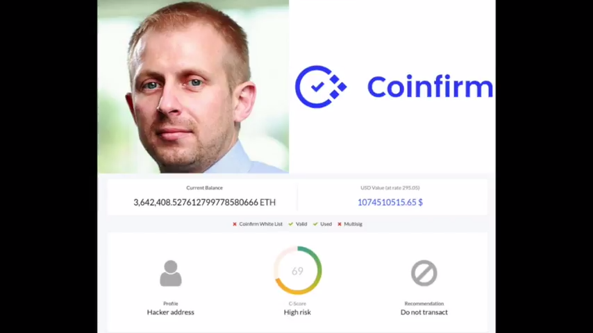 Coinfirm CEO Pawel Kuskowski on the FutureTech Podcast