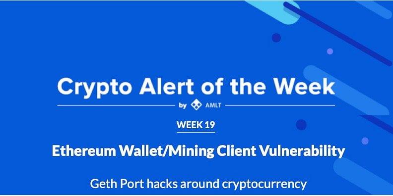 Ethereum Wallet Mining Client Vulnerability