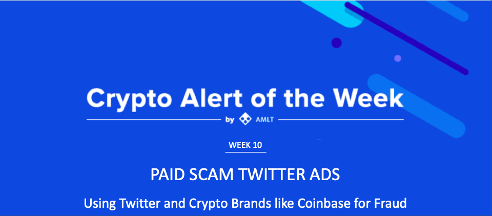 Fake Twitter Ads scam