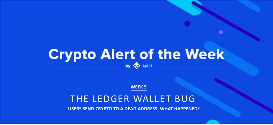 Ledger Wallet Bug
