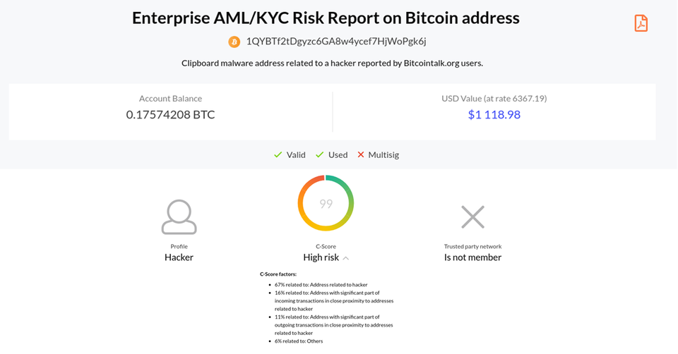 Coinfirm AML Risk Report Crypto-jacking_01