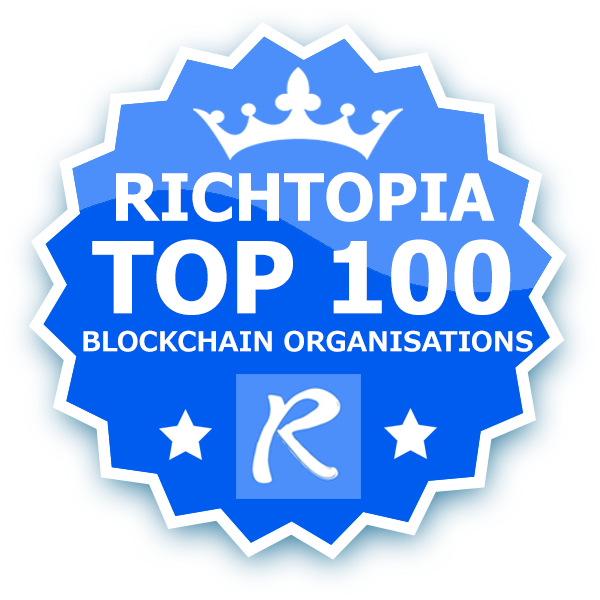 Richtopia Top100 Blockchain Organisations